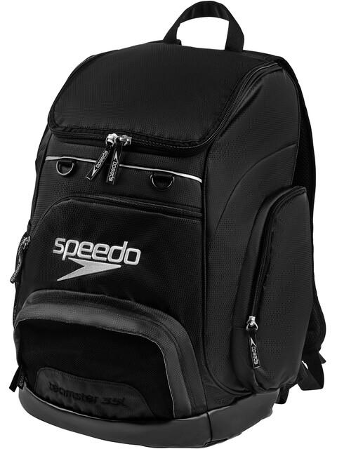 speedo Teamster Backpack 35l Black/Black